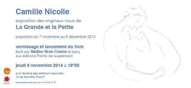 Exposition Camille Nicolle
